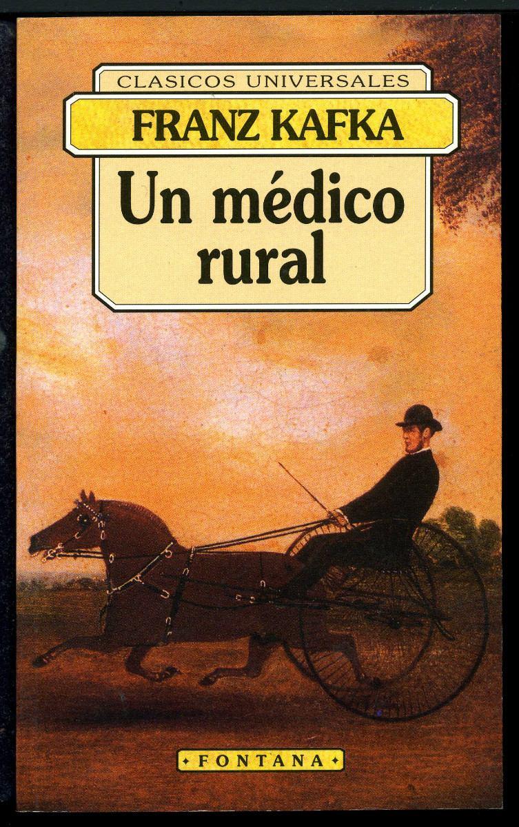 Portada de un medico rural para descargar en epub y pdf