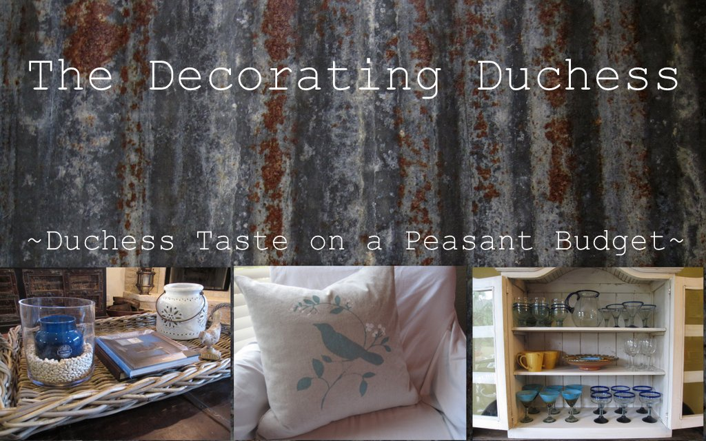 The Decorating Duchess