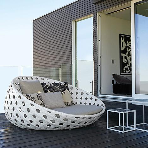 Living in designland canasta mueble de exterior - Mueble de exterior ...