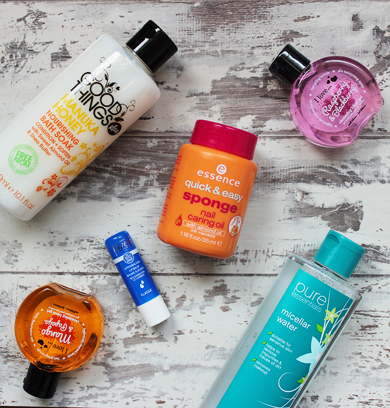 £5 and under top beauty products