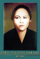 gambar-foto pahlawan nasional indonesia, Walanda Maramis