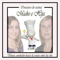 "Concurso de cocina ""Madre e hija"""