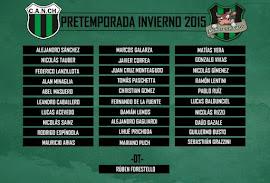 PRETEMPORADA 2015