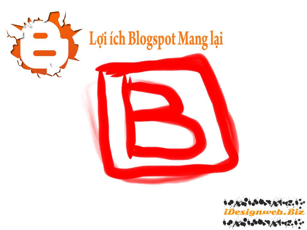Tại sao lên sử dụng Blogspot để làm website