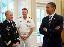 POTUS Hosts Combatant Commanders Dinner