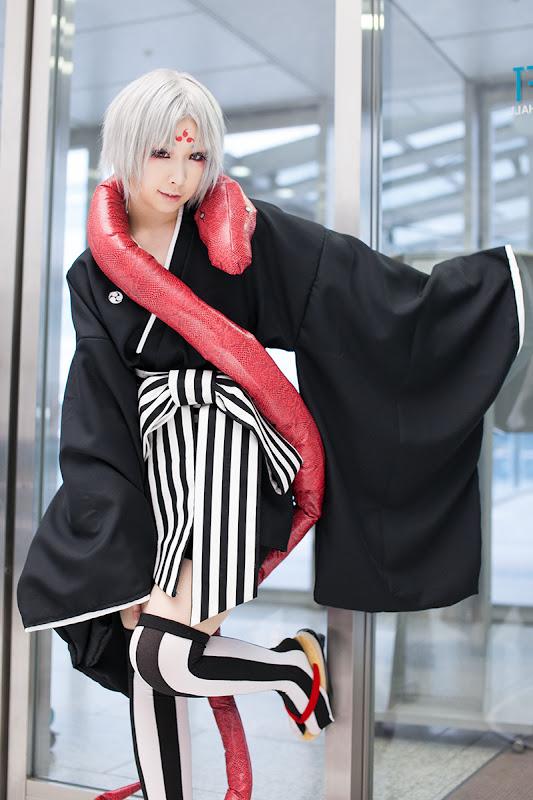 CosRain.Com Miiko's COSPLAY - Inu x Boku SS