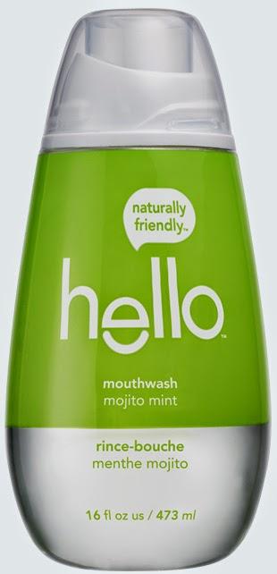 Hello Mojito Mint Mouthwash