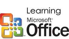 Learning Microsoft Office package with Tutorial for Word, Excel and PowerPoint