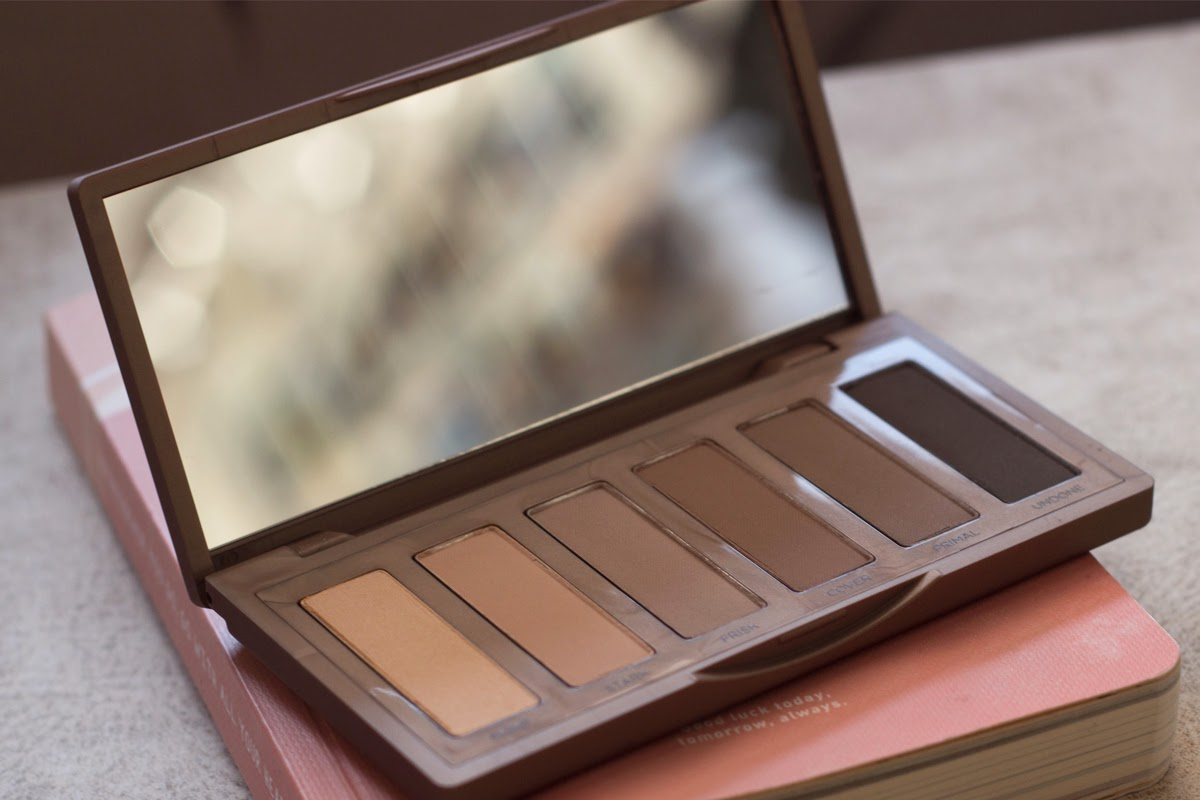 urban decay naked2 basics review