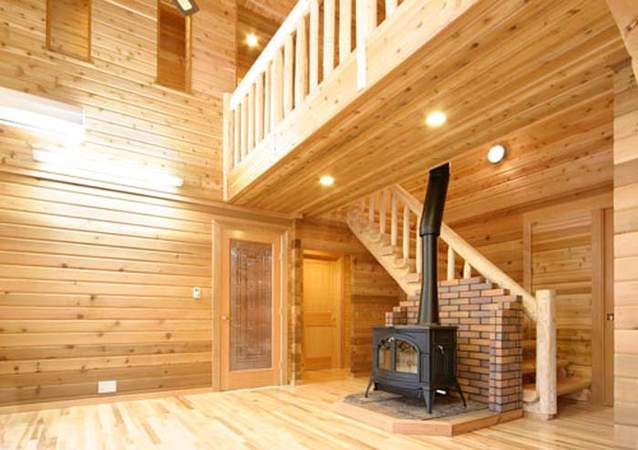 Log home interior design ideas and log home interiors house interior decoration Interior design ideas log home