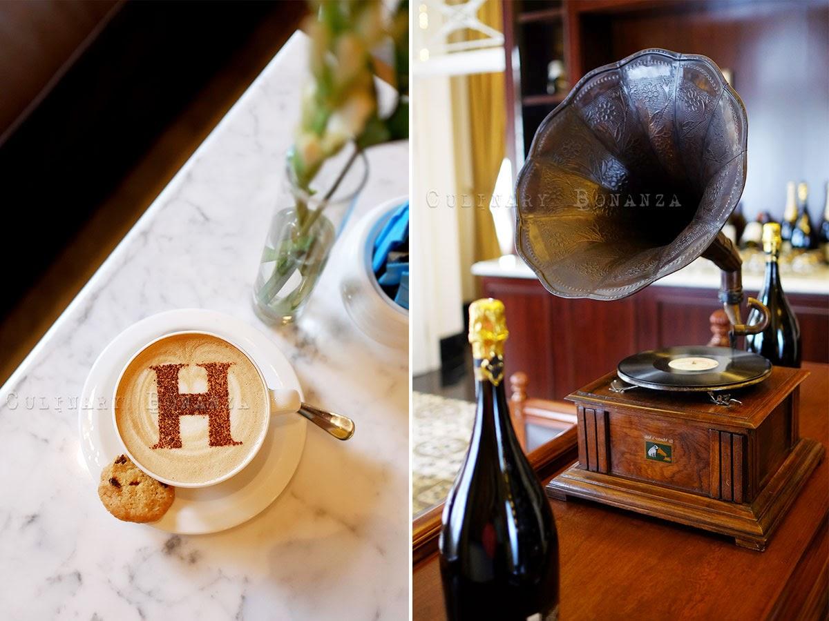 Cigar Lounge & Bar at The Hermitage Hotel in Menteng Jakarta
