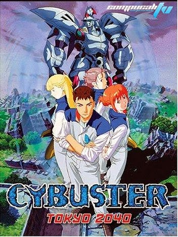 Cybuster Anime Completo