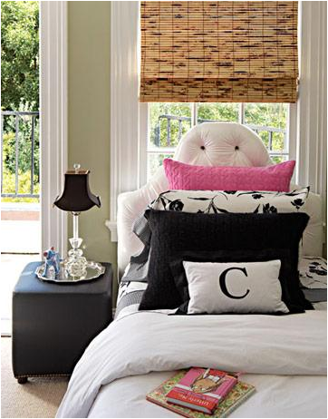 Black And White Teen Girl Bedroom Ideas