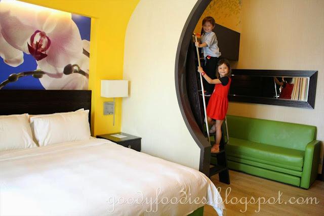 GoodyFoodies: Family Fun @ Resorts World Sentosa, Singapore