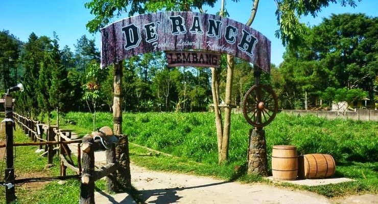 Berlibur Ke Objek Wisata De'Ranch Lembang