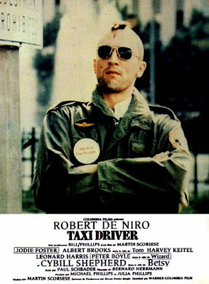 Watch Taxi Driver 1976 BRRip Hollywood Movie Online | Taxi Driver 1976 Hollywood Movie Poster