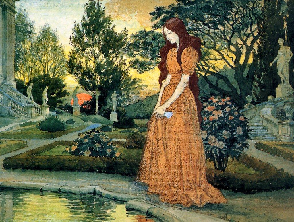 eugène grasset garden