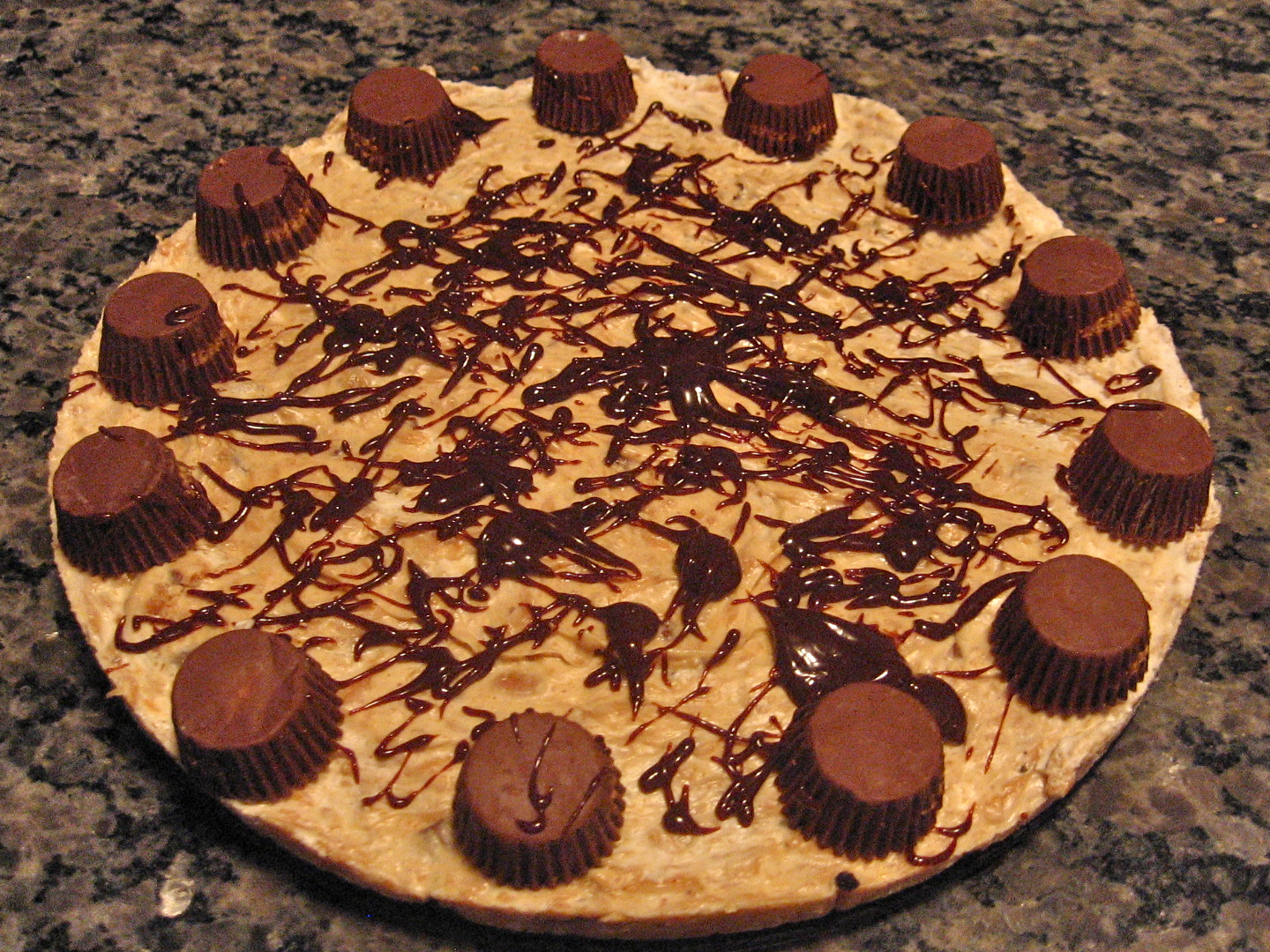 Cooking with Mandy: Frozen Reese's Peanut Butter Pie
