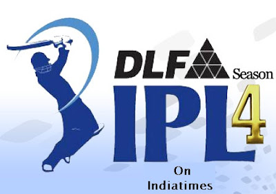 Watch IPL 4 live online at ipl.indiatimes.com