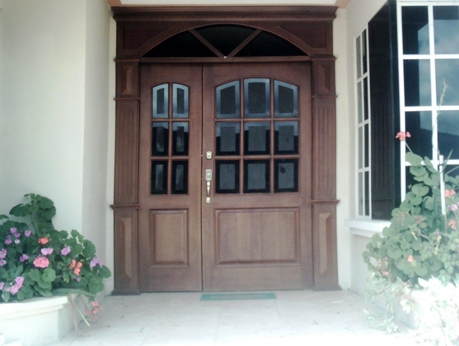 Idea Tu Mobiliario Puertas Interiores Y Exteriores Para