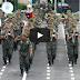 Banda do Exército toca 'Show das Poderosas'