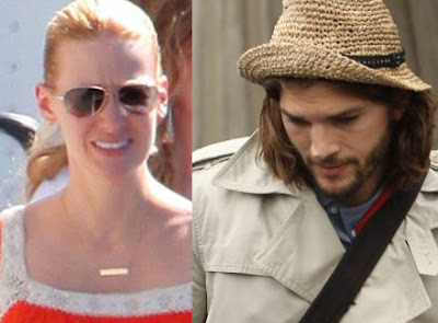 ashton kutcher y january jones