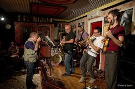 Andrea Lombardini Broken Band
