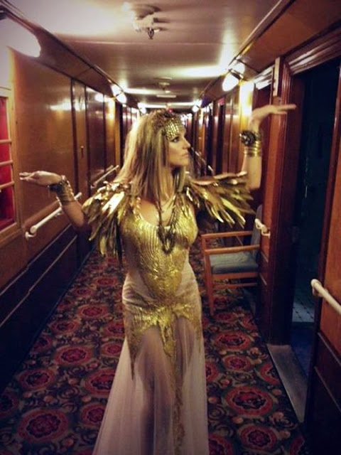 Britney-Spears-Channels-Cleopatra-for-Elizabeth-Arden