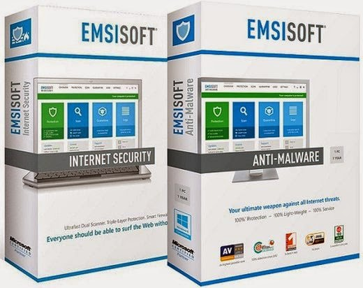 Emsisoft Anti-Malware Crack Free Download + License Serial key