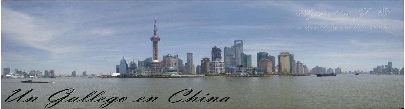 Un Gallego en China