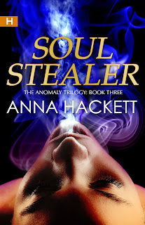 Review: Soul Stealer by Anna Hackett
