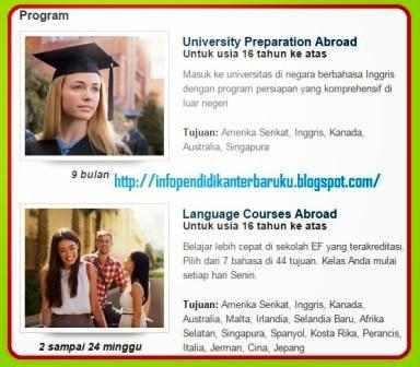 Gambar Program Belajar Ke Luar Negeri