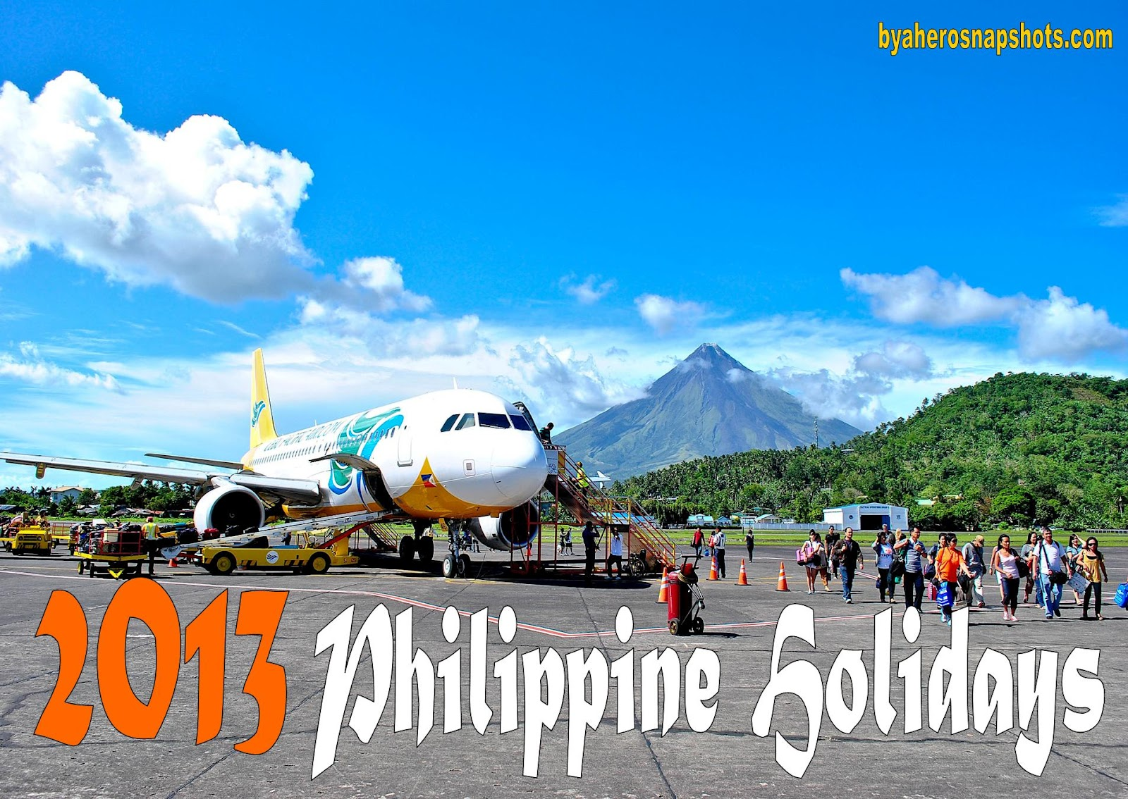 is the list of holidays and long weekends in the philippines for 2013