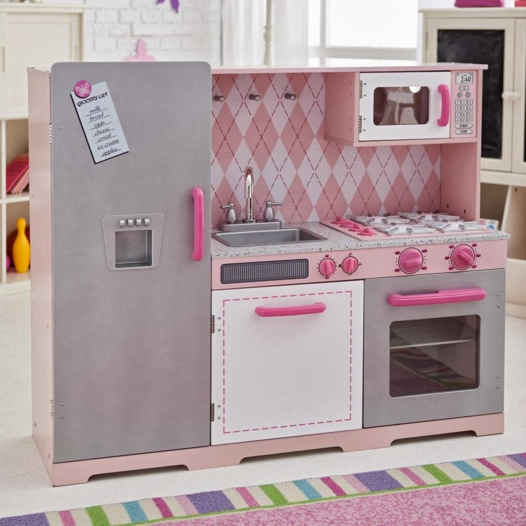 #93385B Brincar de cozinha não só é divertido como também estimula a  1024x1024 px Imagens De Kitchen Setting_148 Imagens