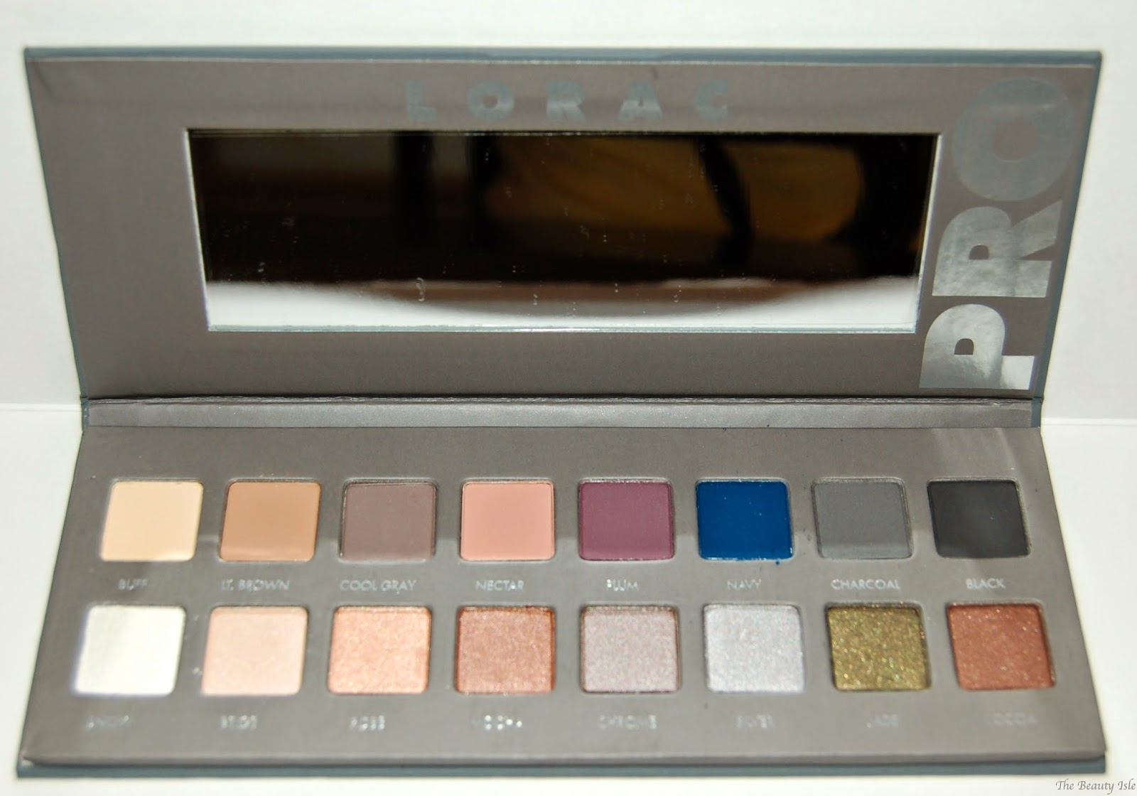 Lorac pro palette 2 review tutorials the beauty isle the packaging of the lorac pro palette 2 is thin and it has a magnetic closure the material reminds me of the soft rubberized feel of nars packaging baditri Gallery