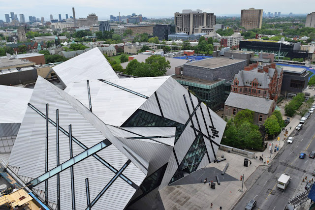 Mariette's back to basics: {royal ontario museum}