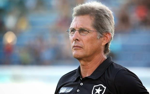 Oswaldo de Oliveira no Santos FC
