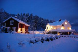 Vårt hjem:)