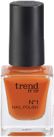 Preview: Die neue dm-Marke trend IT UP - N°1 Nail Polish 040 - www.annitschkasblog.de