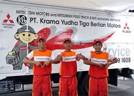 Lowongan Kerja PT Krama Yudha Tiga Berlian Motors Mei 2013