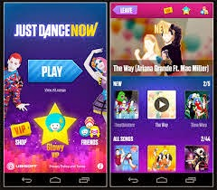 just dance in android