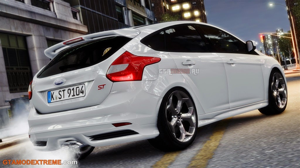 Download carro Ford Focus ST 2013 Para GTA IV