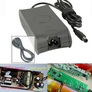 laptop ac adapter, internal structure