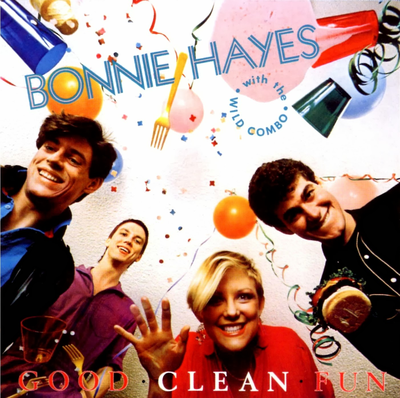 Clean Wholesome: Lansure's Music Paraphernalia: BONNIE HAYES