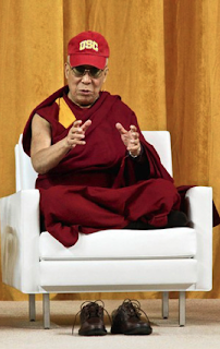 dalai lama suggests osama's death was justified