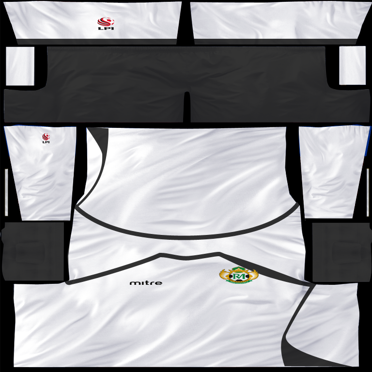 FIFA 08 KIT: Real Mataram fifa 08 kit