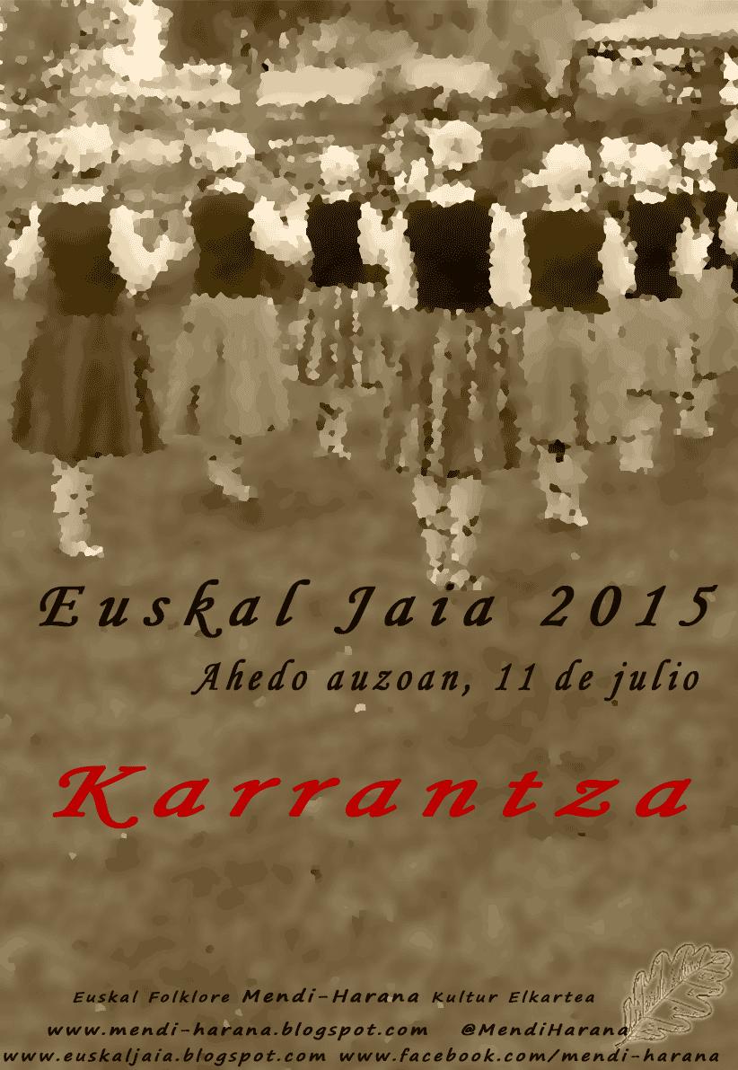 Euskal Jaia 2015