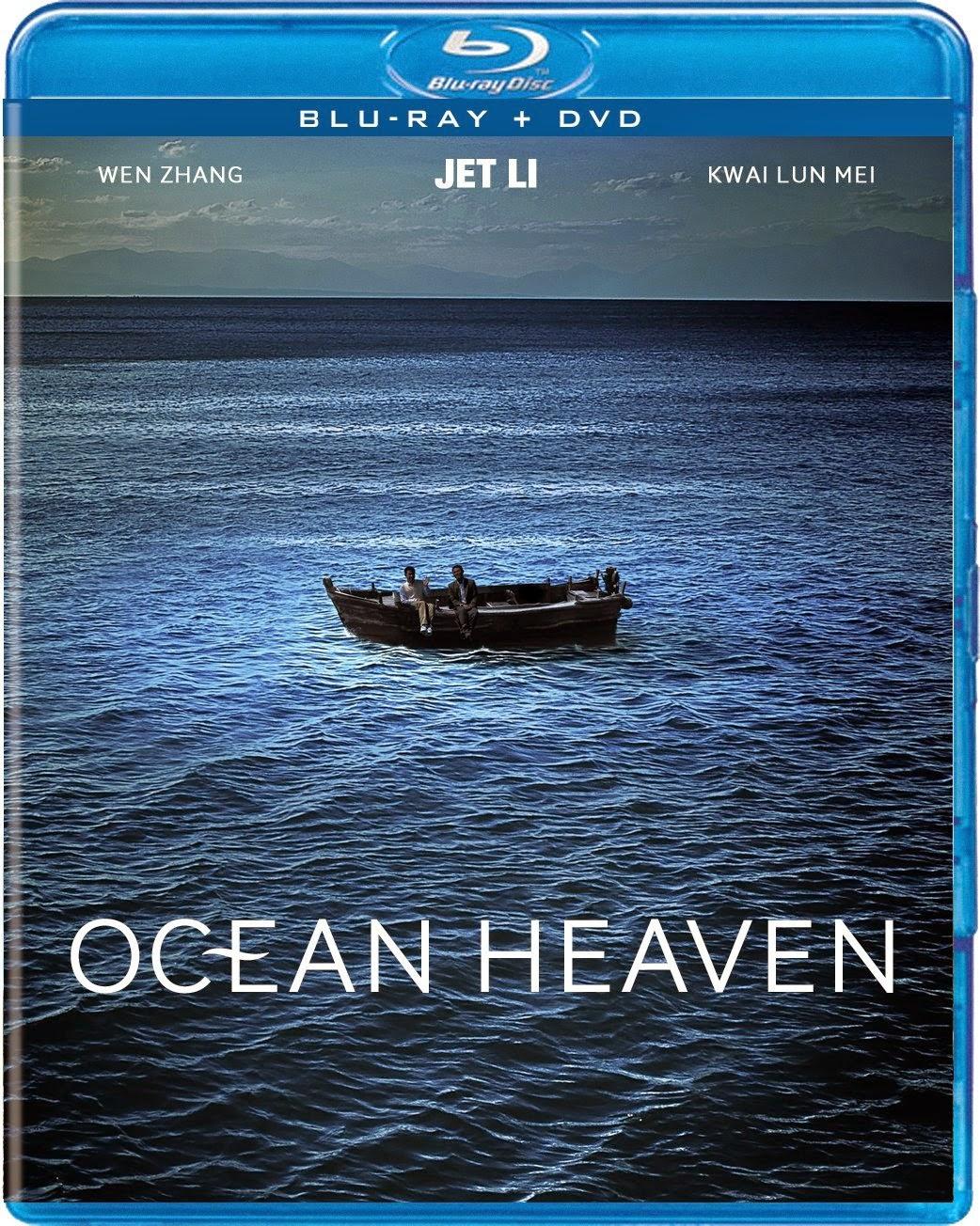Ocean Heaven with Jet Li