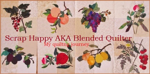 Scrap Happy AKA Blended Quilter