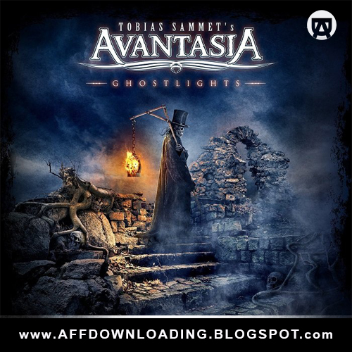 Avantasia – Ghostlights [2CD Deluxe Edition] – 2016
